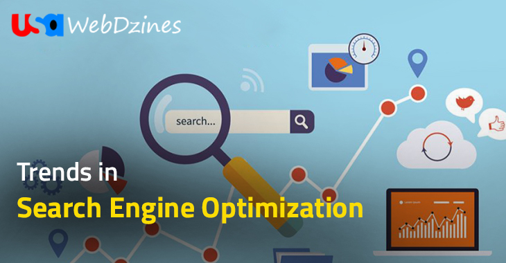 Trends in Search Engine Optimization