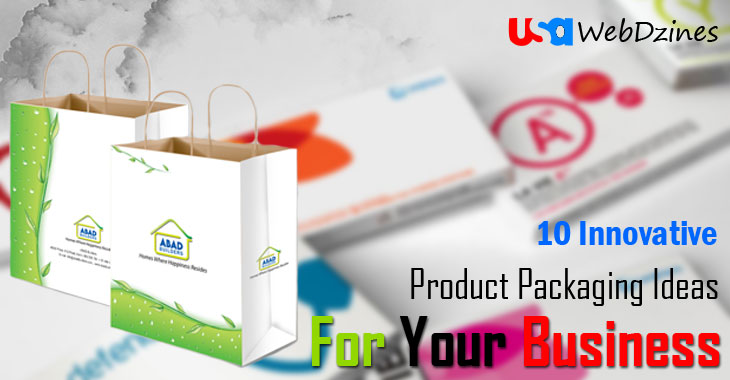 10 Innovative Product Packaging Ideas For Your Business