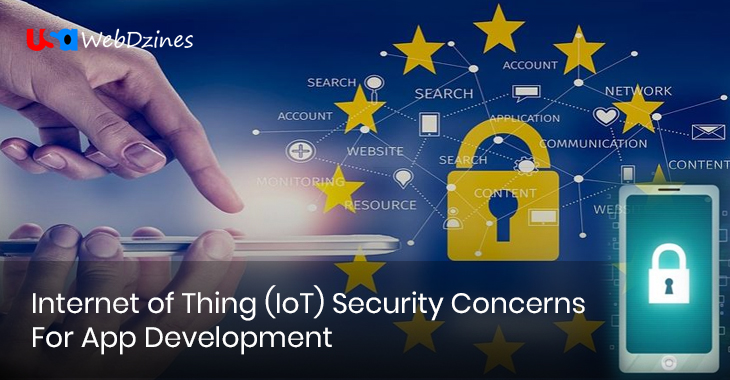 Internet of Thing (IoT) Security Concerns For App Development
