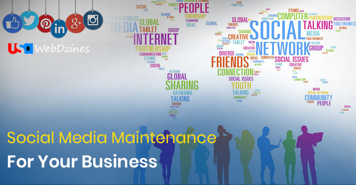 Social Media Maintenance for Your Business