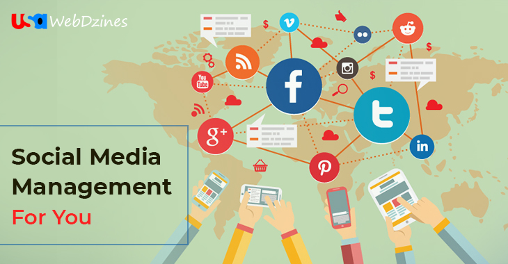 Social Media Management For You