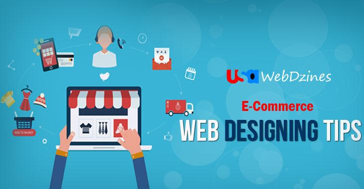 E-Commerce Web Designing Tips