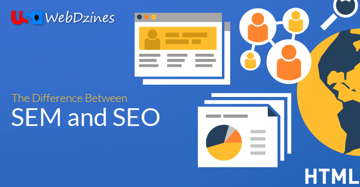 The Difference Between SEM and SEO