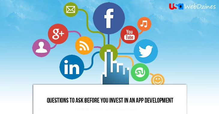 Questions To Ask Before You Invest in An App Development