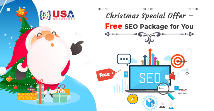 Christmas Special Offer – Free SEO Package for You