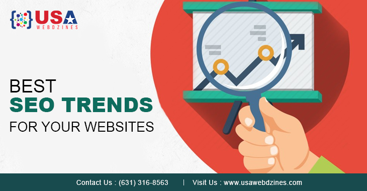 Best SEO Trends For Your Websites