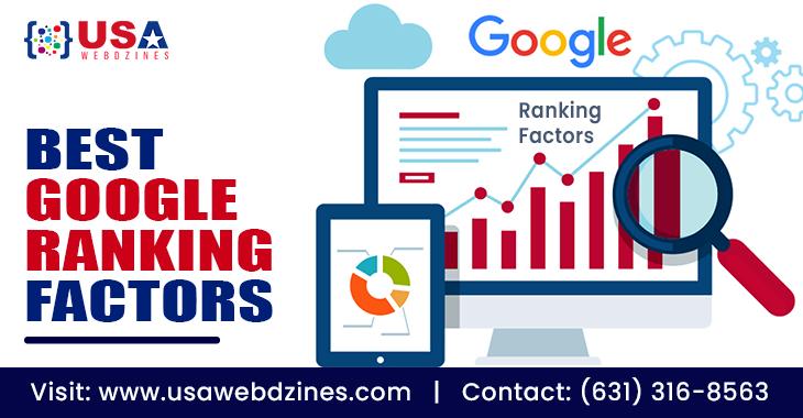 Best Google Ranking Factors